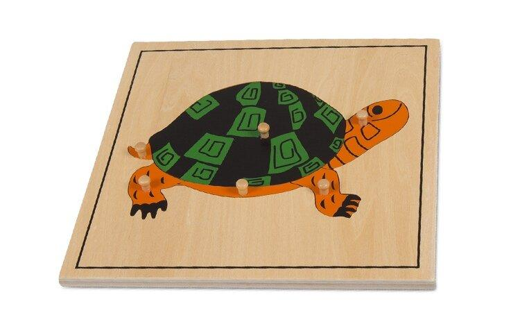 Turtle Wooden Puzzle - Daily Mind