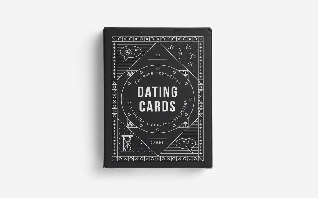 Dating Cards Set - Daily Mind