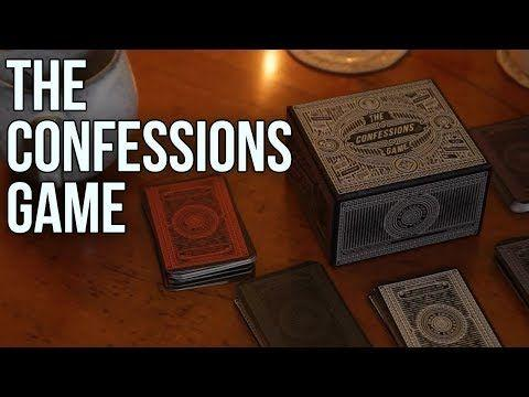 The Confessions Game - Daily Mind