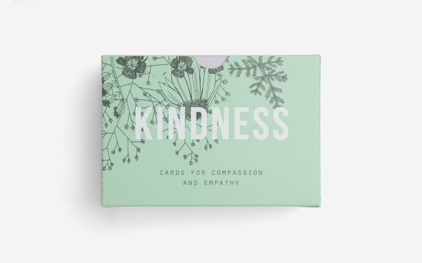 Kindness Prompt Cards - Daily Mind