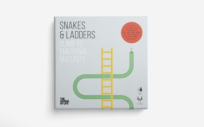 Snakes & Ladders Game - Daily Mind