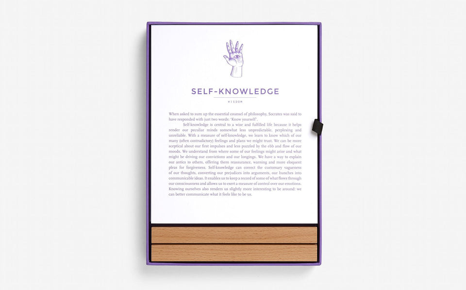 Wisdom Display Cards - Daily Mind