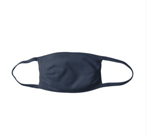 N200- Navy Fabric Mask w/ Earloops ($3.99/mask, pack of 10)