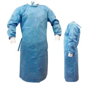 G100 - Level 1 Disposable Isolation Gown (box of 40)