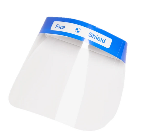 S100 - Protective Face Shields (pack of 10)