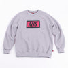 Alis Classic Crewneck Heather Grey