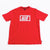 Alis Box Logo T-Shirt Red