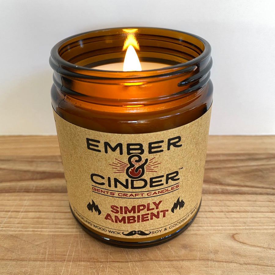 Simply Ambient Candle