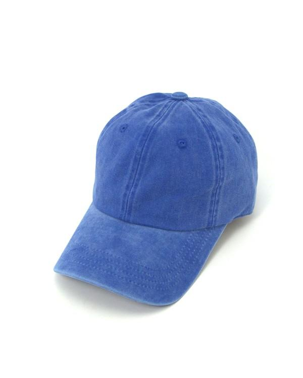 Pretty as a Picture Ocean Blue Baseball Hat