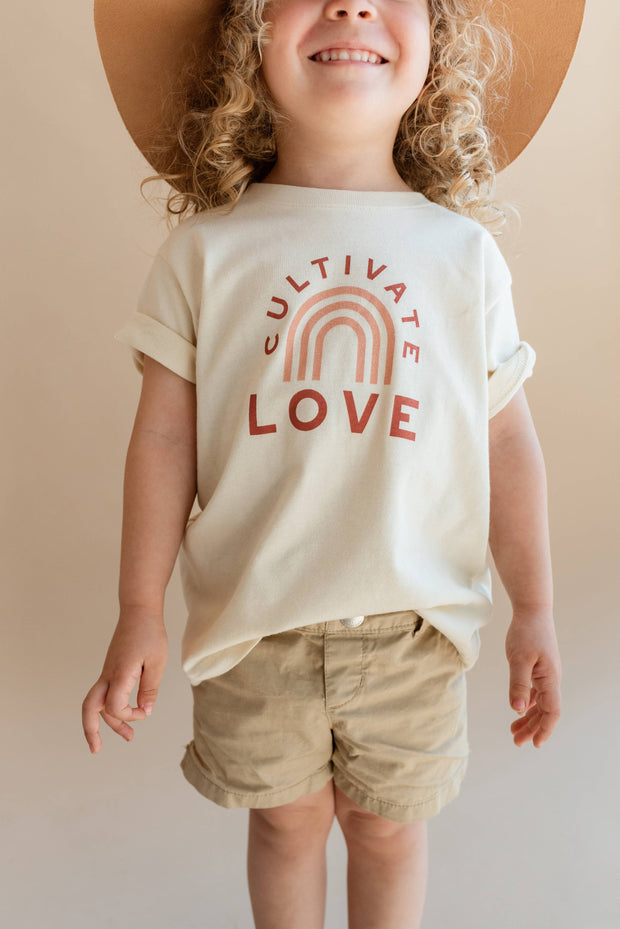Cultivate Love Kid/Toddler Tee