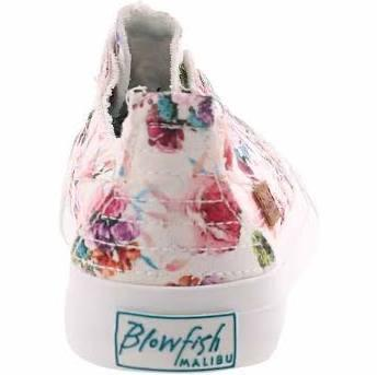 Blowfish Play Floral Sneaker
