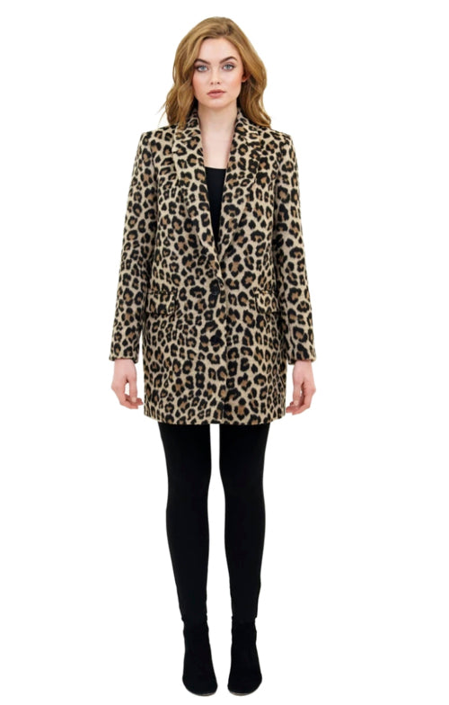 Love Token Bristol Blazer Coat