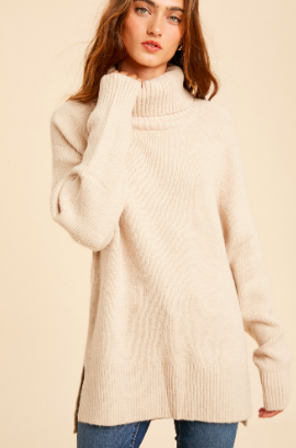 Out of Town Turtleneck Sweater