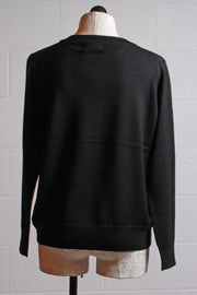 Two Danes Magda Pullover Crewneck Sweater