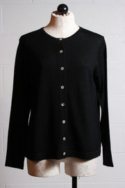 Two Danes Mim Cardigan Black