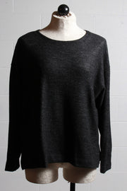 Nally and Millie Brushed Oversized Top