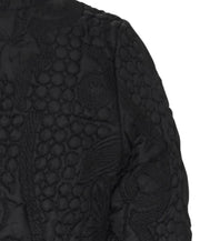 Alquema Riba Coat Black
