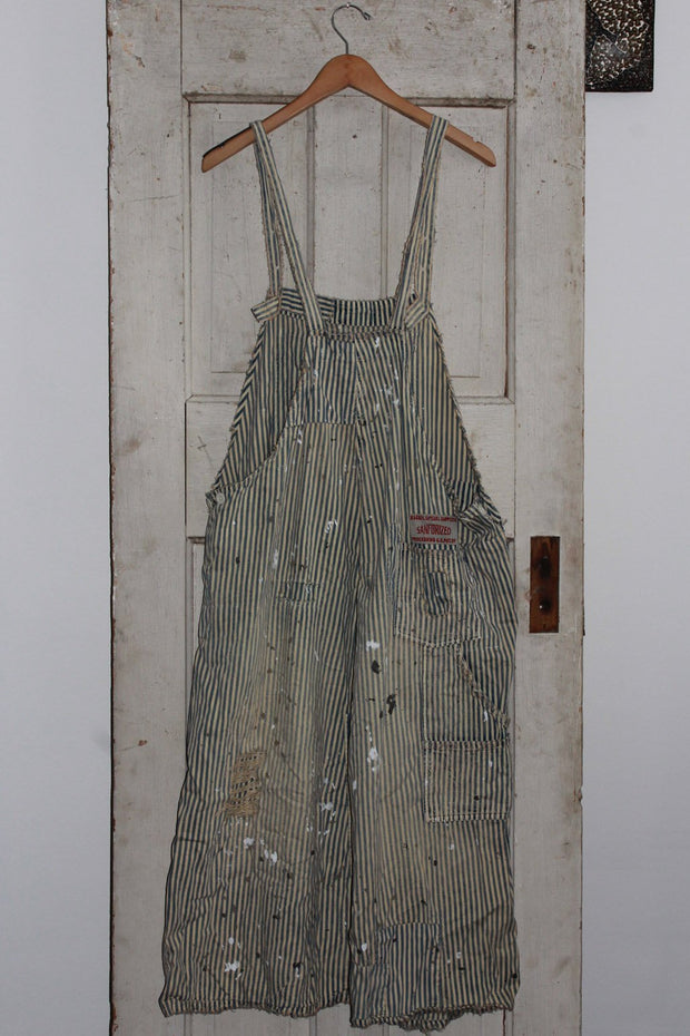 Magnolia Pearl Sanforized Overall Dress