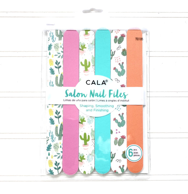 CALA Salon Nail File Set