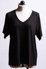Another Love Taylor V Neck Tee