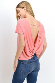 Open Back Top-Final Sale