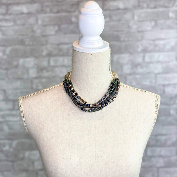Mix Mercantile Designs - Milan Necklace