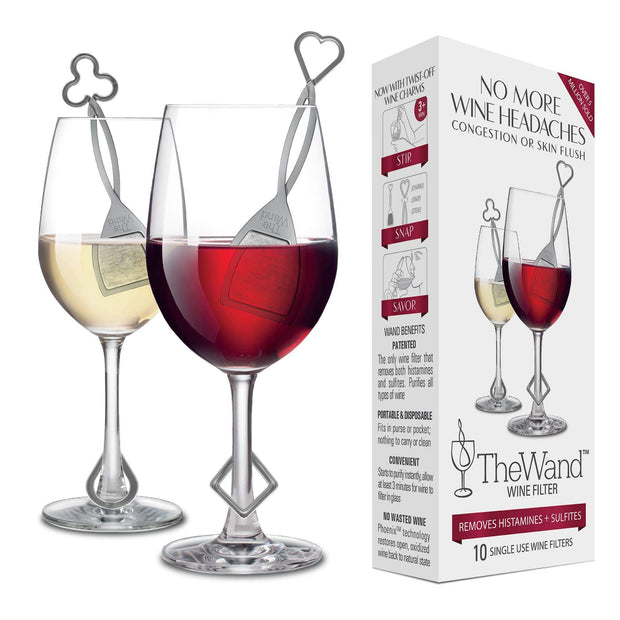 The Wand™ Wine Purifier, 10-Pack