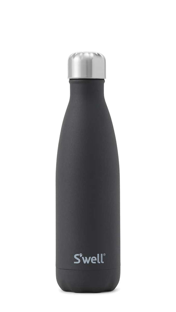 S'well Brand Black Onyx Insulated Thermos
