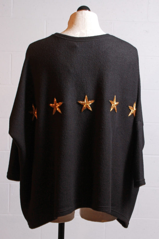 Traffic People Star Duster Sloppy Joe Black LFC11736001