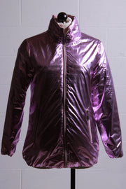 Nikki Jones Janice Jacket Metallic Pink K4824RE-336