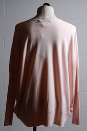 Beate Heymann Oversized Pullover Light Rose