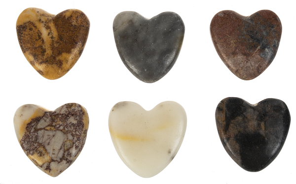Your Heart & My Heart Stones