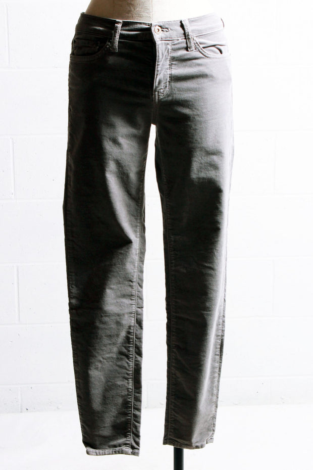 Principle Denim Dreamer Jean Grey Fox Velvet