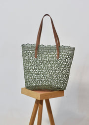 Holbox Moss Tote