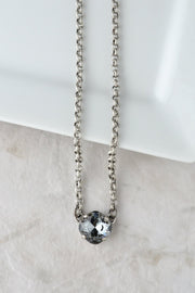 Rachel Marie Designs Tempo Necklace Silver Night
