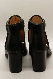 Jack Rogers Tinsley Open Toe Boot Black