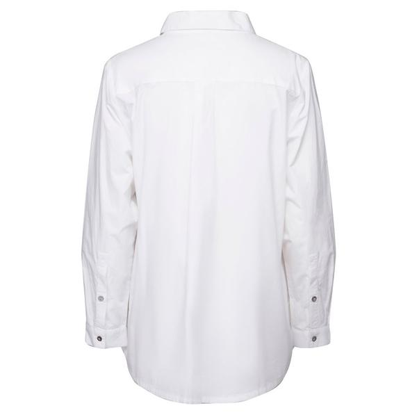 Two Danes Madeleine Shirt Soft White