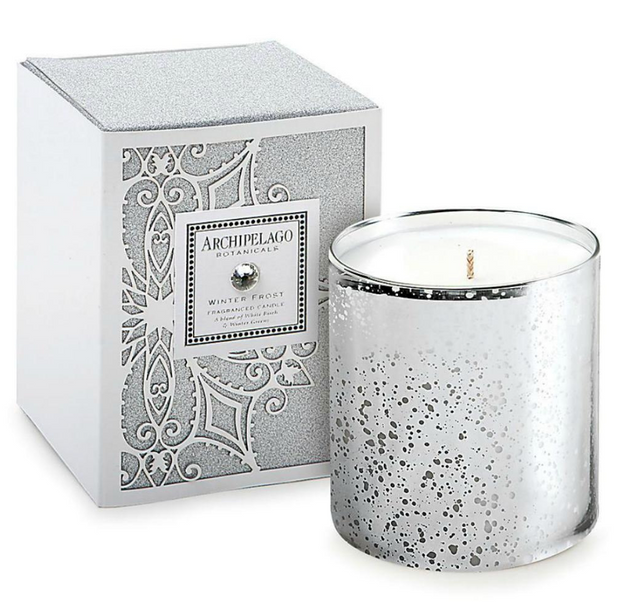 Archipelago - Winter Frost Boxed Candle