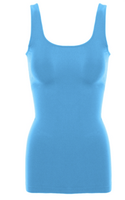 SugarLips - Seamless Scoop Neck Tank Top (One Size Fits All)