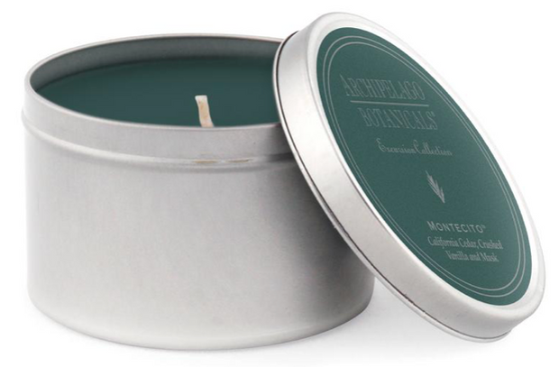 Archipelago - Montecito Travel Tin Candle