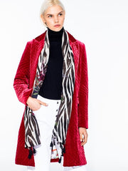 Vilagallo Aricia Coat Cherry