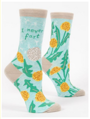 I Never Fart LOL Socks