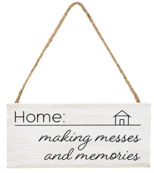 Home Accents Signs