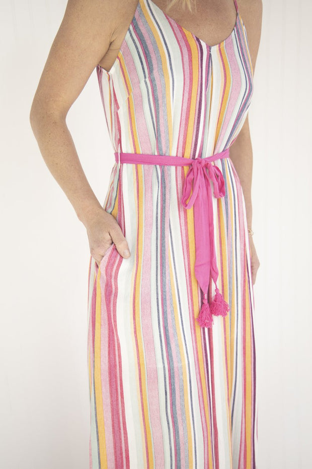 Color is ON Maxi Dress