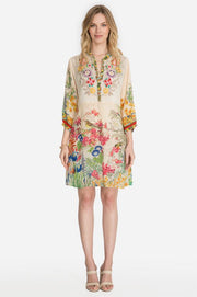 Johnny Was Collections Wysteria Dress Multi