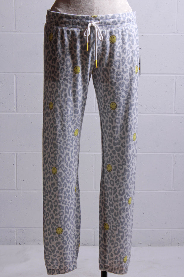 PJ Salvage Smiley Band Pant Ivory RUSMP1