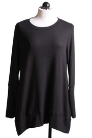 Banded Bottom Tunic-Nally and Millie