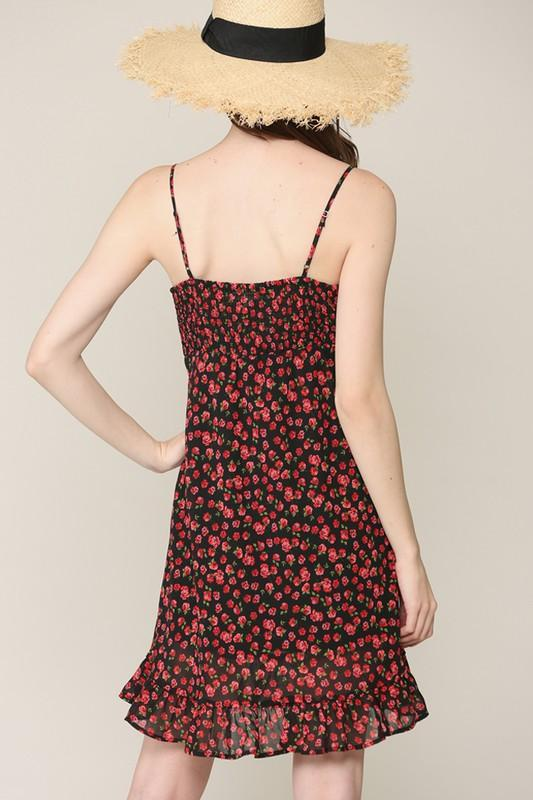 Loyal to Love Floral Sleeveless Dress