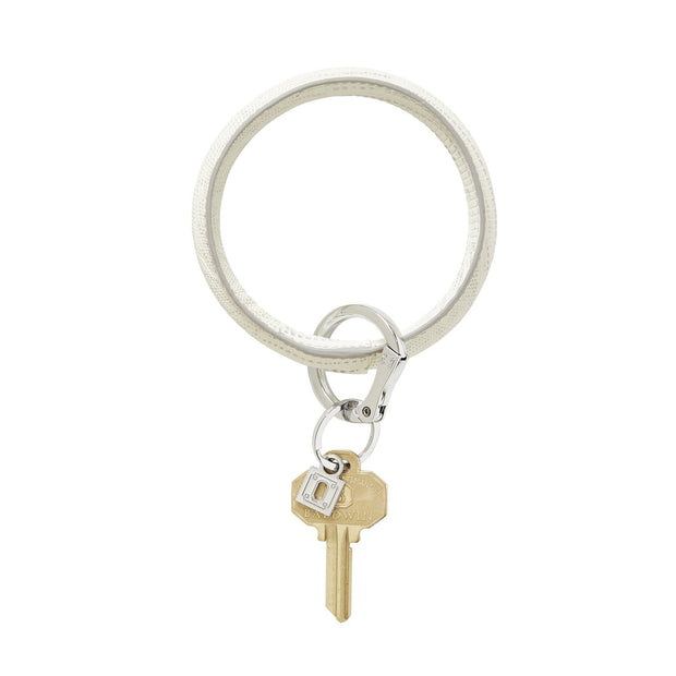 Big O Key Ring Leather ( more colors available)