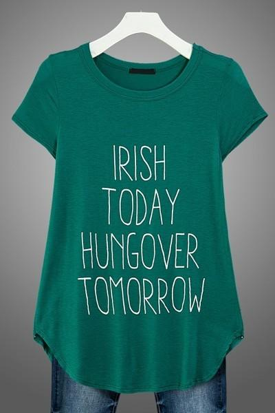 Irish Tee-Final Sale